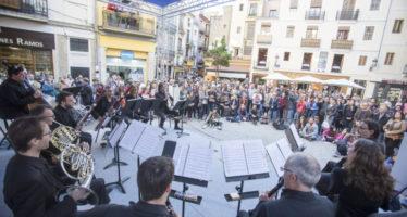 La Orquesta de Valencia dará un concierto de música de cine en la plaza del Ayuntamiento