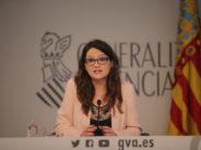 """Oltra: """"Ninguna solución en ningún territorio será a costa de los valencianos"""""""