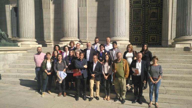 18 ayuntamientos denunciaron la gestión de la acogida de refugiados llevada a cabo por el Gobierno de España.