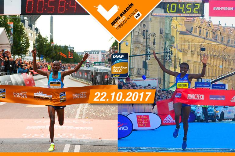 Medio Maraton Valencia Trinidad Alfonso EDP 2017