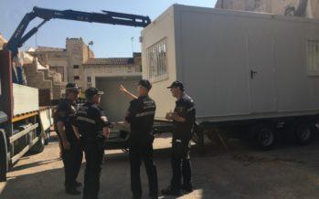 La 'Zona Cero' del Cabanyal compta ja amb noves dependències policials