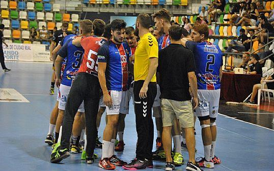 Copa del Rey de balonmano en Alicante.