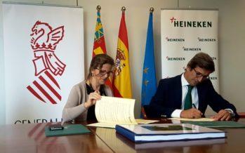Heineken colabora con el Consell en la restauración del Barranco del Poyo