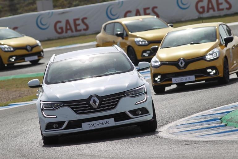 Renault Passion Experience en el Circuit Ricardo Tormo