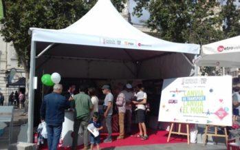 FGV participa en la Fira de la Mobilitat Sostenible este fin de semana