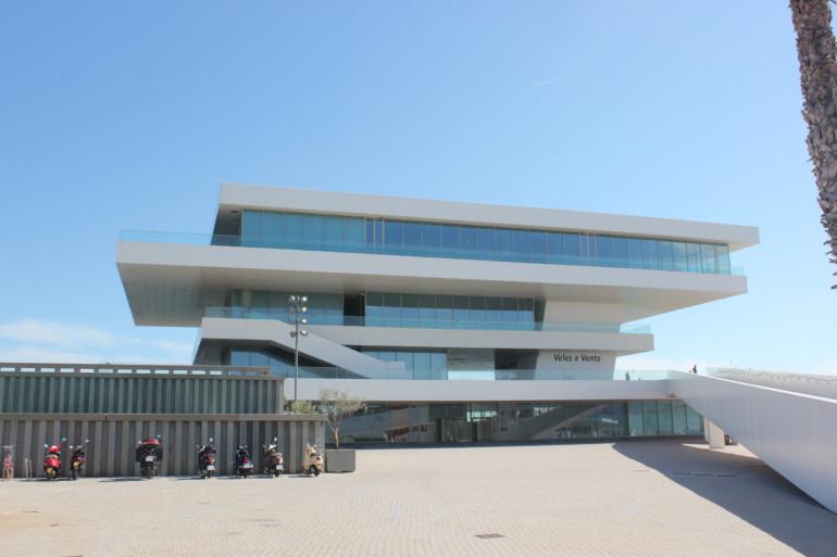 Los Concerts de La Marina tendrán lugar en una terraza del Veles e Vents.