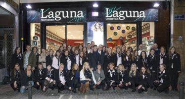 La cadena valenciana Perfumerías Laguna abre su decimoctavo establecimiento