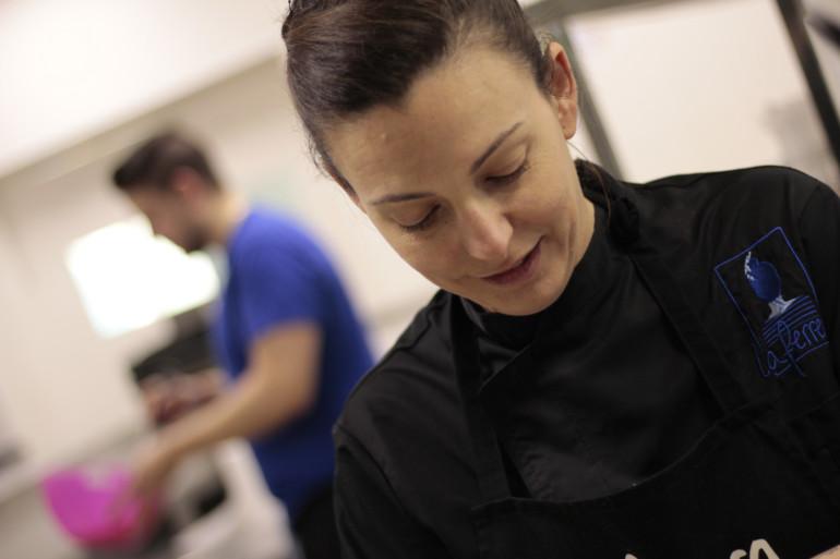 Talento en la cocina de La Ferrera.