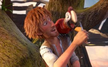El Hemisfèric acoge la proyección 'Robinson Crusoe 3D'