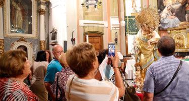 San Isidro celebra el 30 aniversario de su fiesta a la Mare de Déu