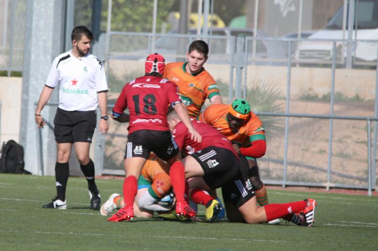 Tecnidex Valencia vs. Cau Rugby Valencia
