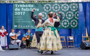 La Trobada de Folklore de la Diputación llega a Bétera
