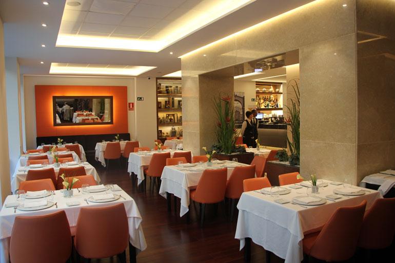 Ameyal, restaurante de Alta Cocina en València.