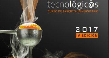 Turisme reanuda en Invat·tur el curso de experto universitario en cocina tecnológica