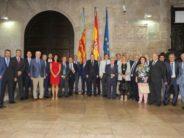 Puig reconoce a las cooperativas de crédito como aliadas de la política financiera de la Generalitat
