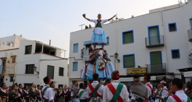 Peñíscola celebra la Natividad de la Virgen