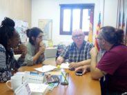 El IVAJ y la asociación Jarit colaboran en campos de voluntariado social