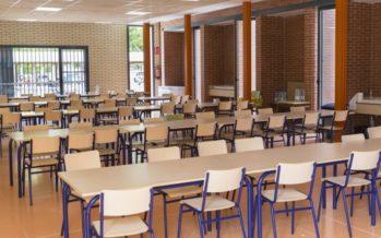 El nou menjador del col·legi Ausiàs March ja és operatiu