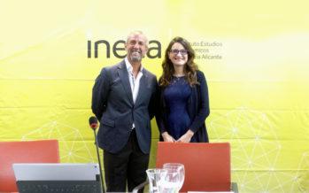 """Oltra asegura que el Consell está """"reequilibrando"""" las inversiones en Alicante"""