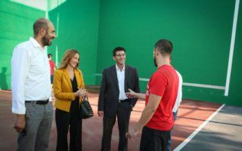 Museros mejora su polideportivo municipal con la ayuda de la Diputación de València