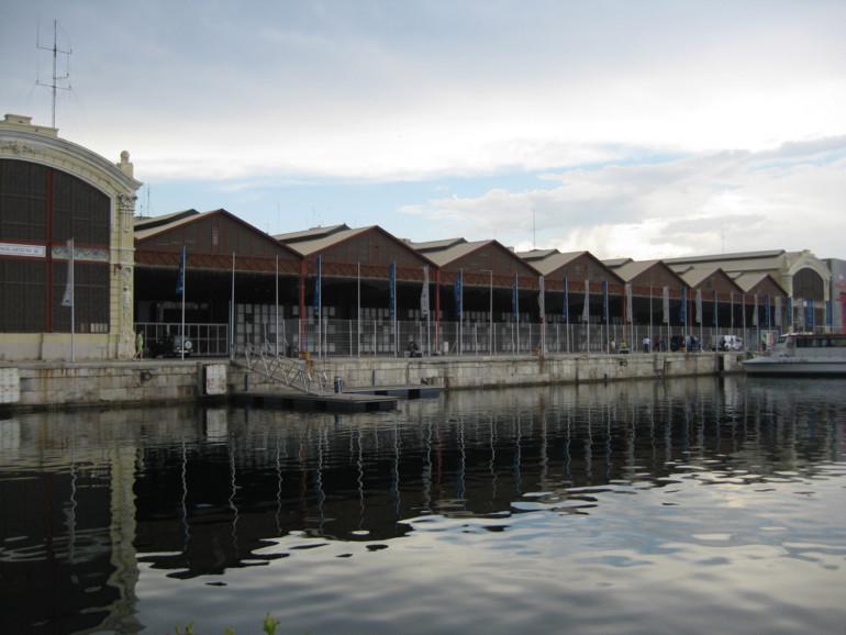 Tinglados del Puerto de València