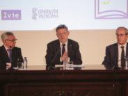 Puig insiste en negociar de forma urgente la reforma del modelo de financiación autonómica