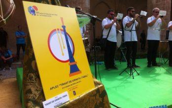 Na Jordana convoca el II Aplec 'Tirant de xirimita i tabal'