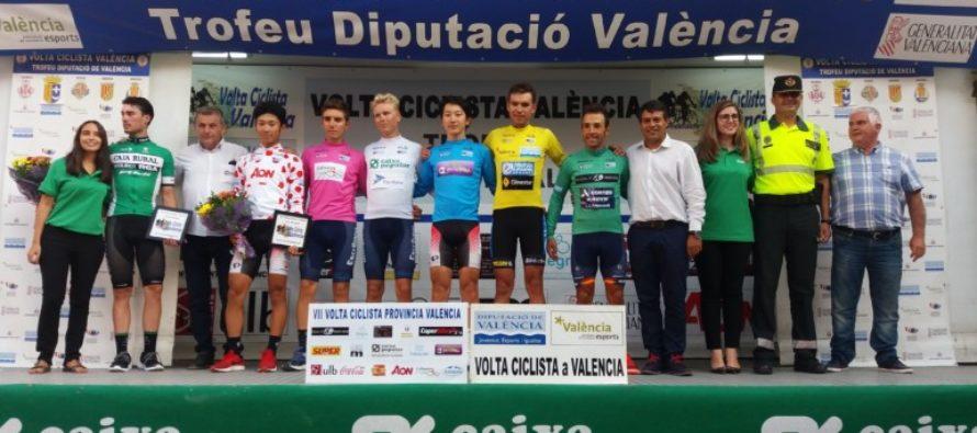 Erlend Sor es proclama campió de la setena Volta Ciclista a València