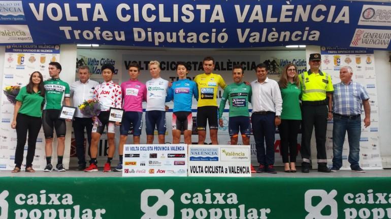 Volta Ciclista a València