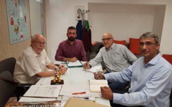 Fuset inicia les converses per elaborar el Ban de falles de l'any que ve
