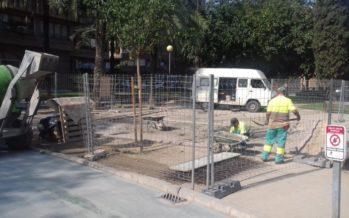 València construye 12 nuevas zonas para perros en dos años
