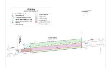 Comienzan las obras de urbanización de la calle Soria