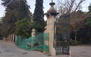 L'Ajuntament comença a tramitar la reparació de la tanca de Vivers