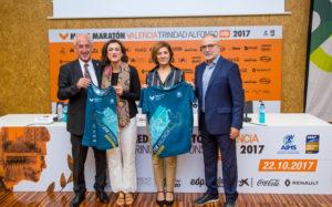 Presentación del Medio Maratón València 2017