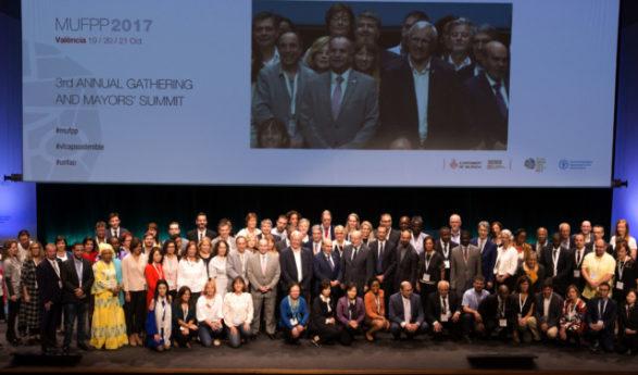 La Declaración de València reivindica el papel de las ciudades en la Alimentación Sostenible