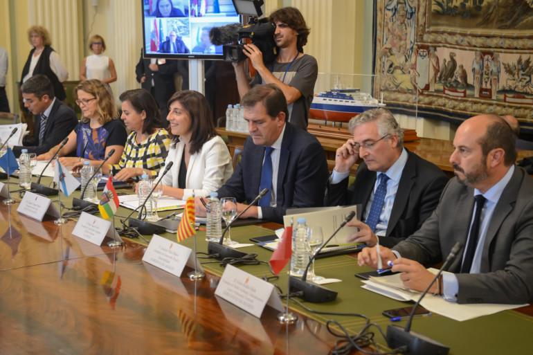 La petición de Elena Cebrián se ha producido en el marco de la Conferencia Sectorial de la Agricultura.