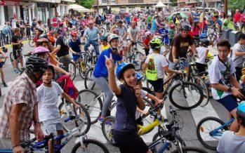 Dia de la Bici i Pilota al Carrer, activitats esportives a Canals per al 9 d'Octubre