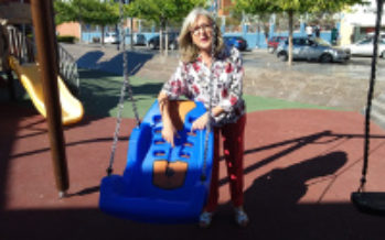Arriben els primers gronxadors inclusius per als parcs infantils de Benicarló