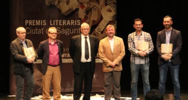 107 originals competien enguany en els Premis Literaris 'Ciutat de Sagunt'