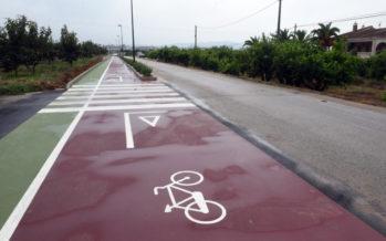 El carril ciclopeatonal entre Alfarp, Catadau i Llombai serà realitat en 2018