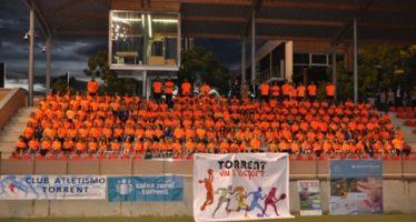 El Club Atletisme Torrent presenta la seua nova temporada
