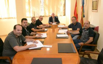 El Ayuntamiento de Paiporta y las comisiones falleras renuevan sus convenios de colaboración