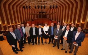 Un concierto clausura la campaña de intercambio entre federaciones