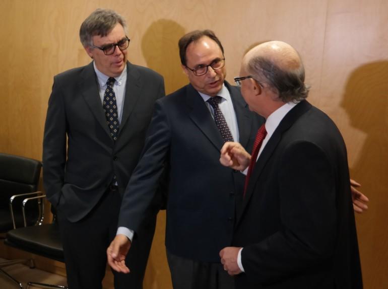 La correspondencia entre Soler y Montoro se ha multiplicado en las últimas fechas a cuentas de la financiación autonómica.