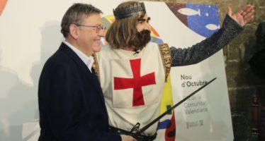 Puig reivindica de cara al 9 d'Octubre una financiación justa para la Comunitat