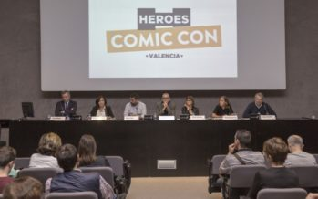 Amoraga espera que el Festival 'Héroes Comic Con Valencia' reactive la industria del cómic