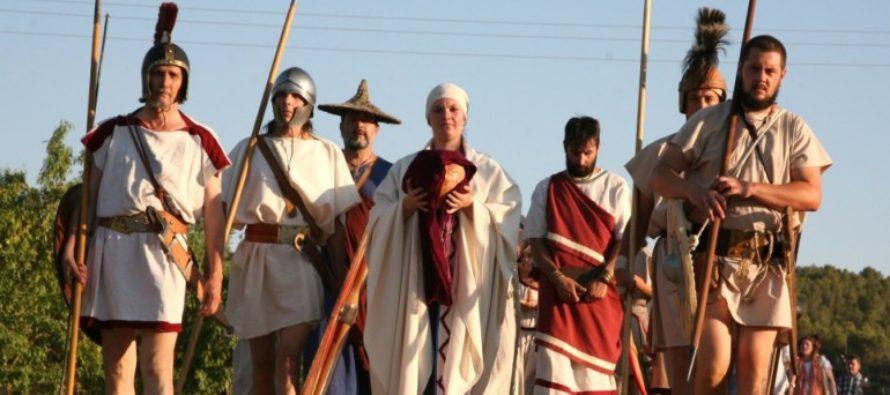 Reviviendo ritos de época ibérica en el yacimiento Kelin