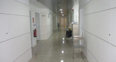 El Hospital General Universitario de Elche renueva la cuarta planta