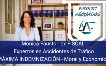 Abogados accidentes de tráfico – Fausto Abogados Valencia busca a sus clientes en Youtube