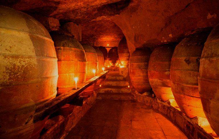 La arqueología del vino Utiel - Requena, Patrimonio de la Humanidad por la UNESCO.